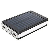 Повербанк Solar Power Bank Модель 90000 mAh (реальных 10000 mAh)