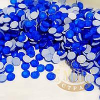 Стразы Xirius Crystals, цвет Neon Blue, ss20 (4,6-4,8 мм), 100шт