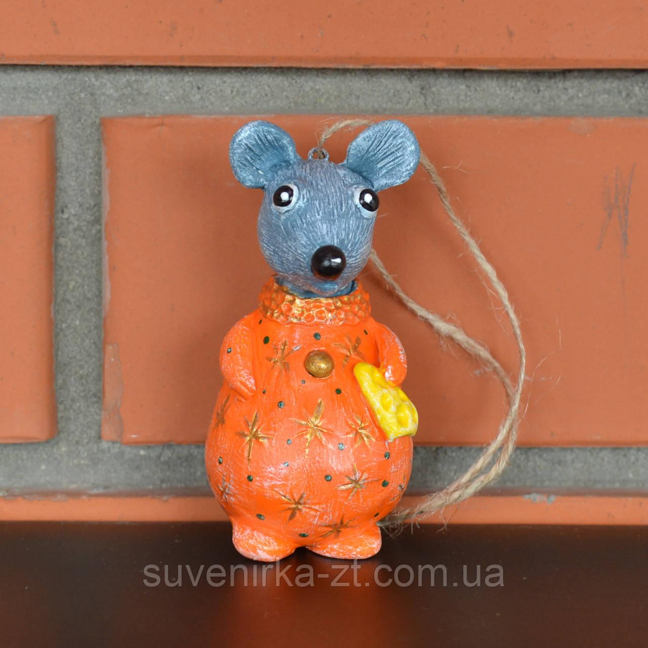 """Авторская, характерная кукла. """"Мышка"""" (А01111)"""