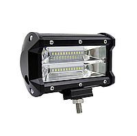 Фара LED, робоче світло 12-48В, 72 Вт, Philips Beads