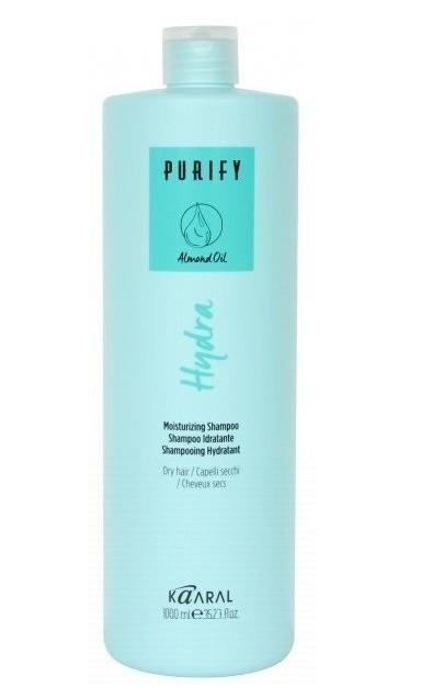 Увлажняющий шампунь для сухих волос Kaaral Purify Hydra Shampoo