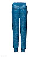 156W3201 Утепленные брюки, цвет морская волна, размер 50