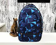 Рюкзак color blue, фото 1