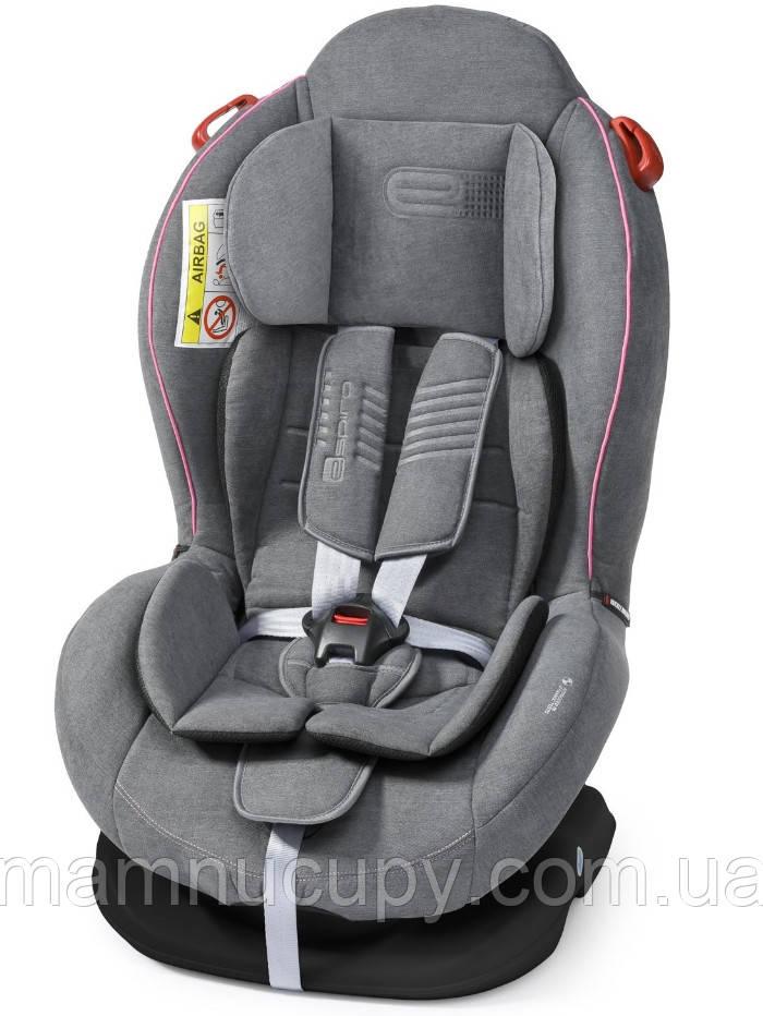 Детское автокресло Espiro Delta New 08 Gray&Pink