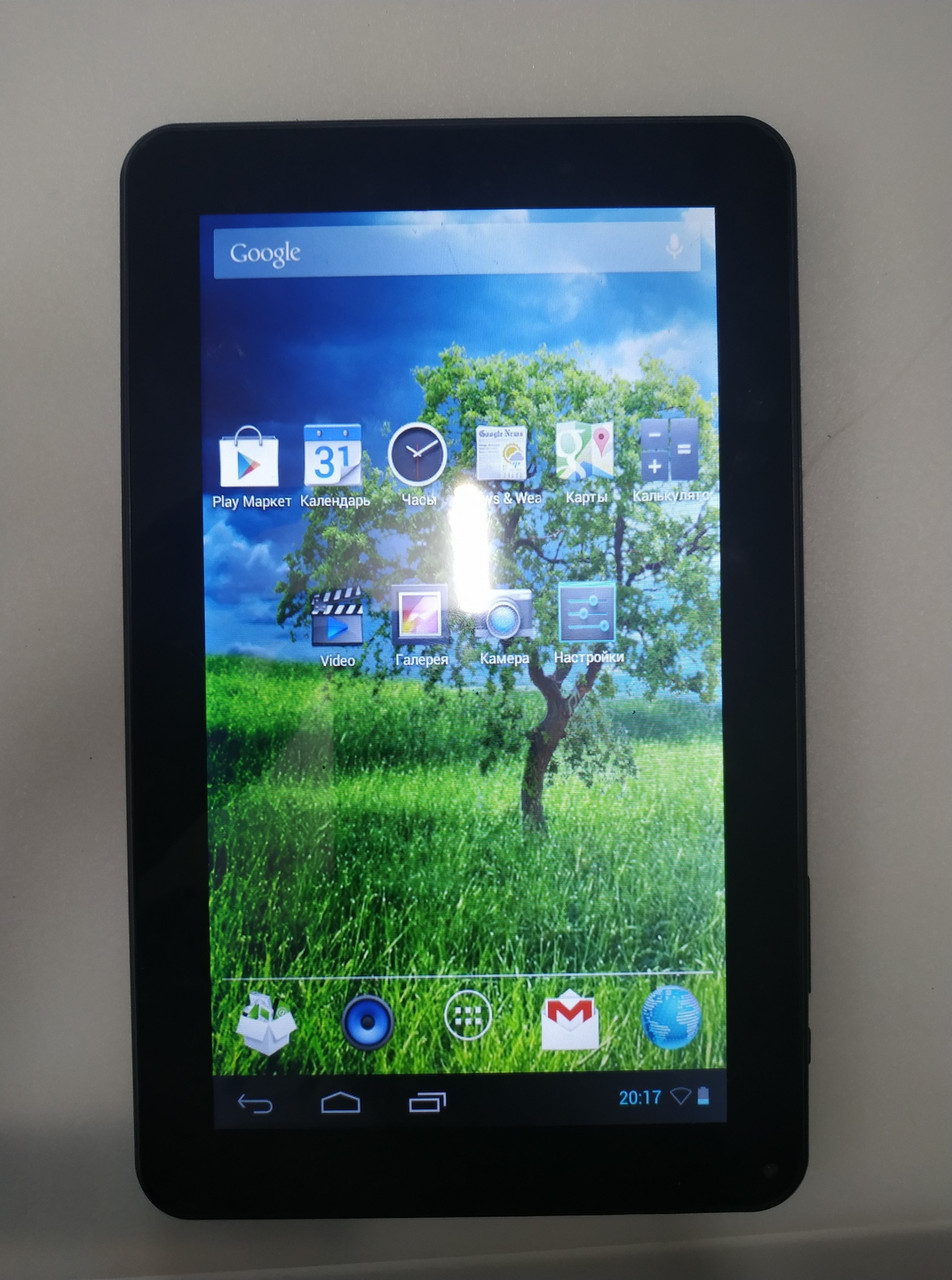 """Планшет Verico Uni PAD с большим 9"""" экраном для студентов"""