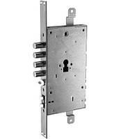 Электромоторный замок ISEO X1R (Easy). Управляется картами и биометрикой.  7клас безопасности.