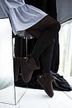Австралийские угги женские UGG Australia Mini Bailey Bow с бантом шоколадные 36-40. Живое фото. Реплика, фото 6