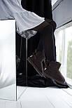 Австралийские угги женские UGG Australia Mini Bailey Bow с бантом шоколадные 36-40. Живое фото. Реплика, фото 7