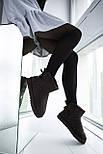 Австралийские угги женские UGG Australia Mini Bailey Bow с бантом шоколадные 36-40. Живое фото. Реплика, фото 8