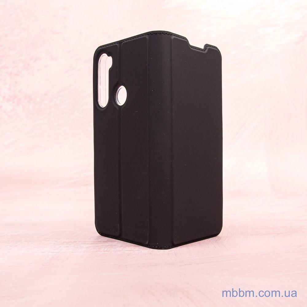 Dux Ducis с визитницей Xiaomi Redmi Note 8 Black