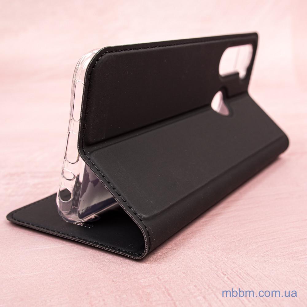 Чехлы для Xiaomi Redmi Note 8 Dux Ducis с визитницей Black