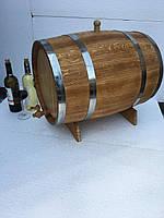 Бочка дубовая 50 литров