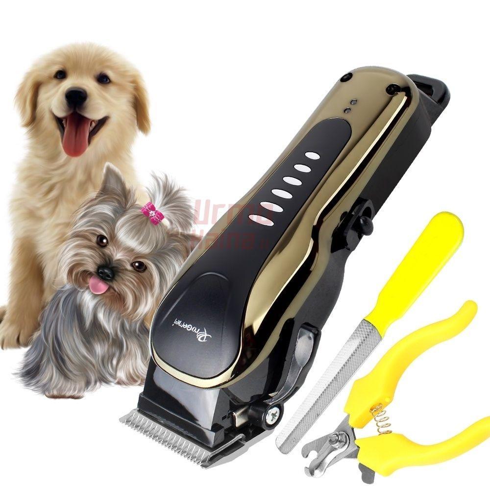 Профессиональная машинка для стрижки кошек, собак GM-6063