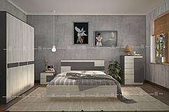 Двуспальная кровать Барселона 2,0х1,6
