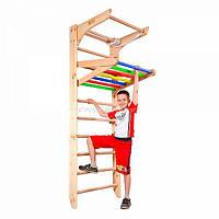 Спортивный уголок-трансформер Kinder 4-220, SportBaby