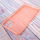 "Чохол LikGus Ultrathin 0.3mm iPhone 11 Pro {5.8 ""} Pink, фото 3"