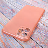 "Чохол LikGus Ultrathin 0.3mm iPhone 11 Pro {5.8 ""} Pink, фото 5"