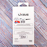 "Чохол LikGus Ultrathin 0.3mm iPhone 11 Pro {5.8 ""} Pink, фото 6"