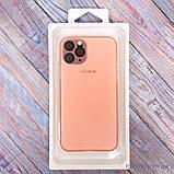 "Чохол LikGus Ultrathin 0.3mm iPhone 11 Pro {5.8 ""} Pink, фото 7"