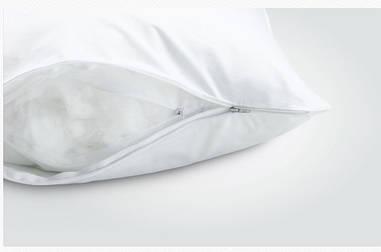 Подушка 50х70 Premium,чехол на молнии (аналог натурального пуха)