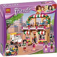 Конструктор Bela Friends Подружки 10609 Пиццерия 310 деталей