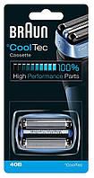 Бритвенная кассета Braun CoolTec 40b