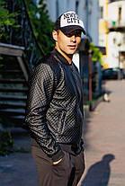 Трендовая мужская куртка, фото 3