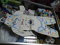 Костюм детский тройка для малыша р.62 - 80 см