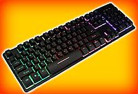 Игровая механическая клавиатура с подсветкой ZYG-800 LED Backlight Keyboard