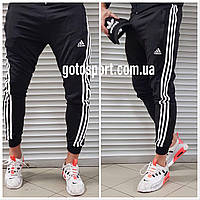 Зимние мужские спортивные штаны Adidas Winter, фото 1