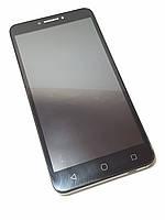 Телефон Alcatel 9001D one touch Pixi4 рабочий, вздутый аккумулятор