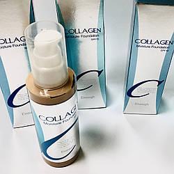 Тональный крем Enough Collagen Moisture Foundation SPF15 Тон 13 Светлый бежевый