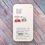 "Накладка Apple Silicone Case iPhone 11 {6.1""} Black [копия], фото 4"