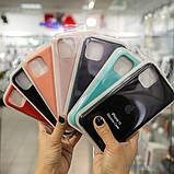 "Накладка Apple Silicone Case iPhone 11 {6.1""} Black [копия], фото 5"