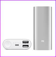 Power bank Xiaomi 16000. Портативное зарядное устройство,  2 USB, разные цвета
