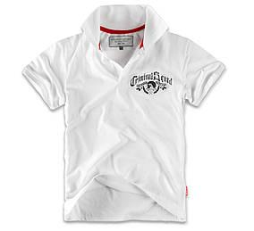 Футболка поло Dobermans Criminal Squad XL Белый TSP47WT, КОД: 271536