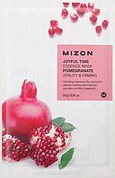 Увлажняющая тканевая маска для лица Mizon Joyful Time Essence Mask Гранат, фото 1