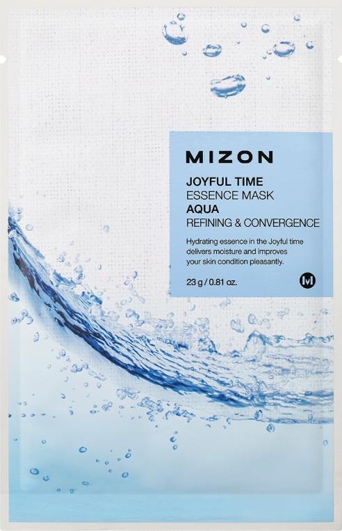 Увлажняющая тканевая маска для лица Mizon Joyful Time Essence Mask Aqua