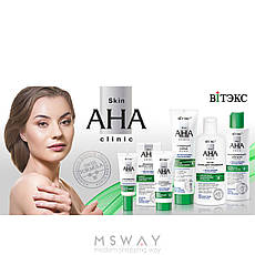 Bielita - Skin AHA Clinic Маска-пилинг активная для лица с фруктовыми кислотами 100ml, фото 3