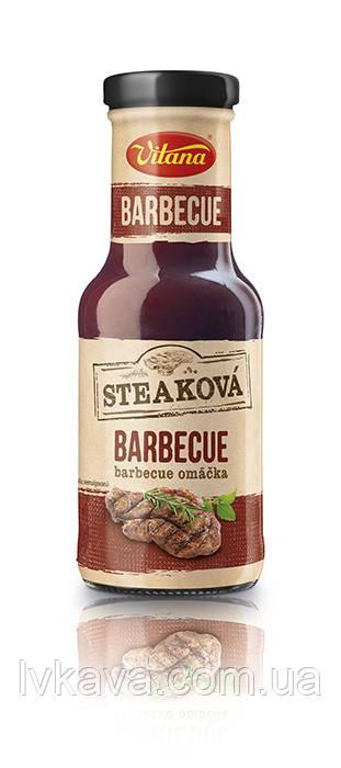 Соус  Barbecue Steakova Vitana, 250 мл