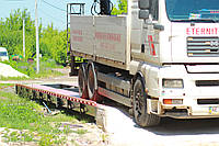 Автомобильные весы 12 метров 60 тонн, СВМ-А12-С60, фото 1