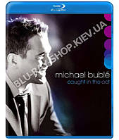 Michael Buble: Caught in the Act (Alan Chang) [Blu-Ray]