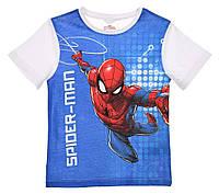 Футболка Disney Spider Man (Человек Паук) 098 см Белый SE11792