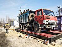 Весы автомобильные 8 метров 40 тонн, СВМ-А8-С40, фото 1