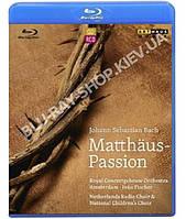 Бах - Страсти по Матфею [Blu-ray]