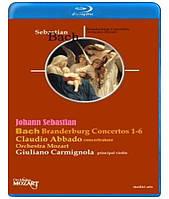 И.С. Бах: Бранденбургские концерты №1-6 / J.S. Bach:...