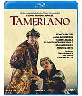"""Гендель: """"Тамерлан"""" [Blu-Ray]"""