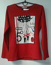 К-т(кофта+лосіни) дівч Little Star, 116-122 червоно-чорний