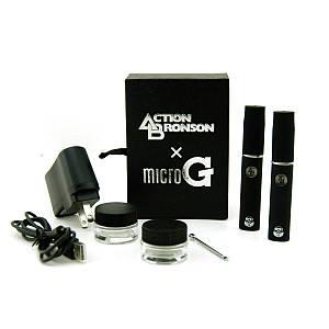 Вапорайзер Action Bronson micro G Wax Vaporizer