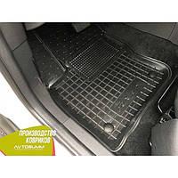Коврик водительский в салон Ford Focus 3 2011- (Avto-Gumm) Автогум
